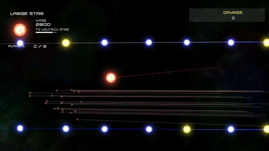 Star Challenge: Escapada de nuevo - Solar 2