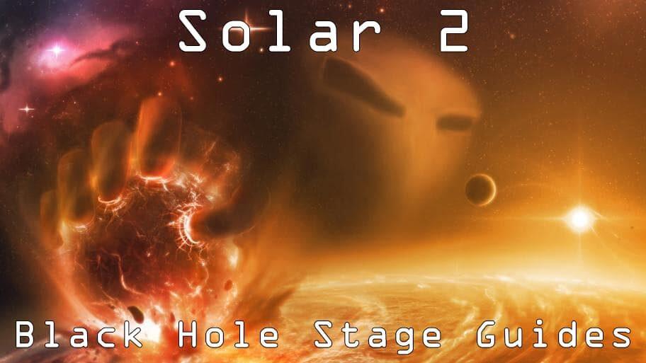 Etapa de agujero negro - Solar 2