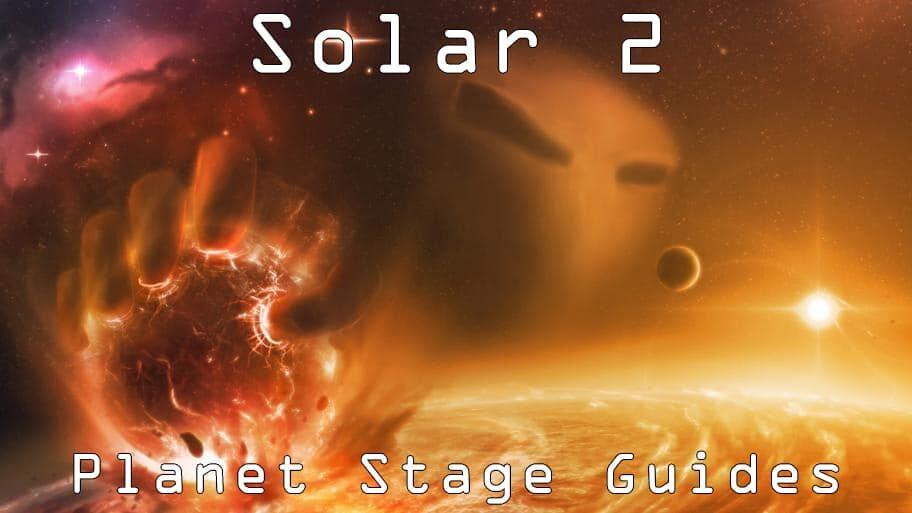 Etapa planetaria - Solar 2